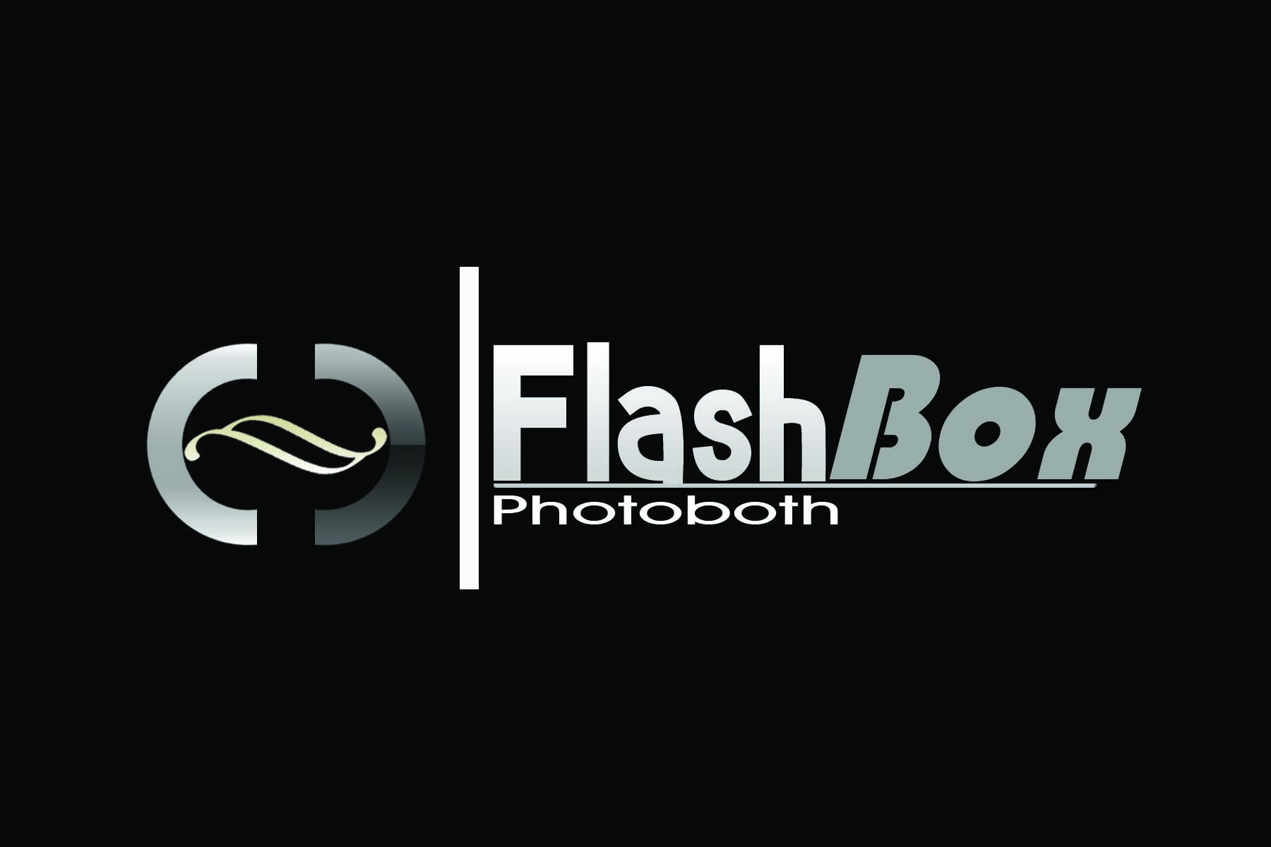 Logo Design by Jastinejay Manliguez - Entry No. 117 in the Logo Design Contest New Logo Design for FlashBox Photobooths.