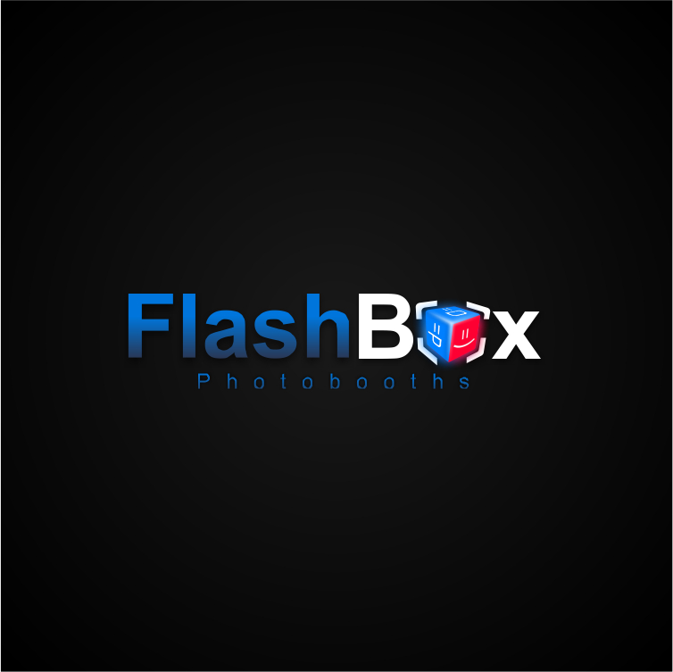 Logo Design by Think - Entry No. 123 in the Logo Design Contest New Logo Design for FlashBox Photobooths.