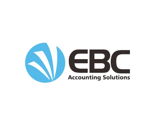 Logo Design by ronny - Entry No. 26 in the Logo Design Contest New Logo Design for EBC Accounting Solutions.