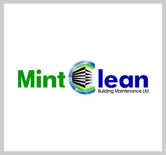 Logo Design by brown_hair - Entry No. 135 in the Logo Design Contest MintClean Building Maintenance Ltd. Logo Design.