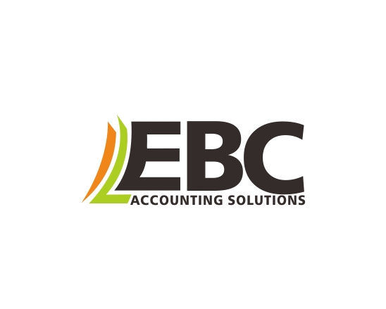 Logo Design by ronny - Entry No. 27 in the Logo Design Contest New Logo Design for EBC Accounting Solutions.