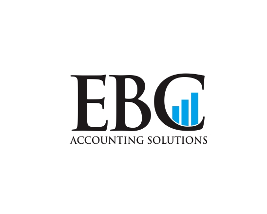 Logo Design by ronny - Entry No. 28 in the Logo Design Contest New Logo Design for EBC Accounting Solutions.