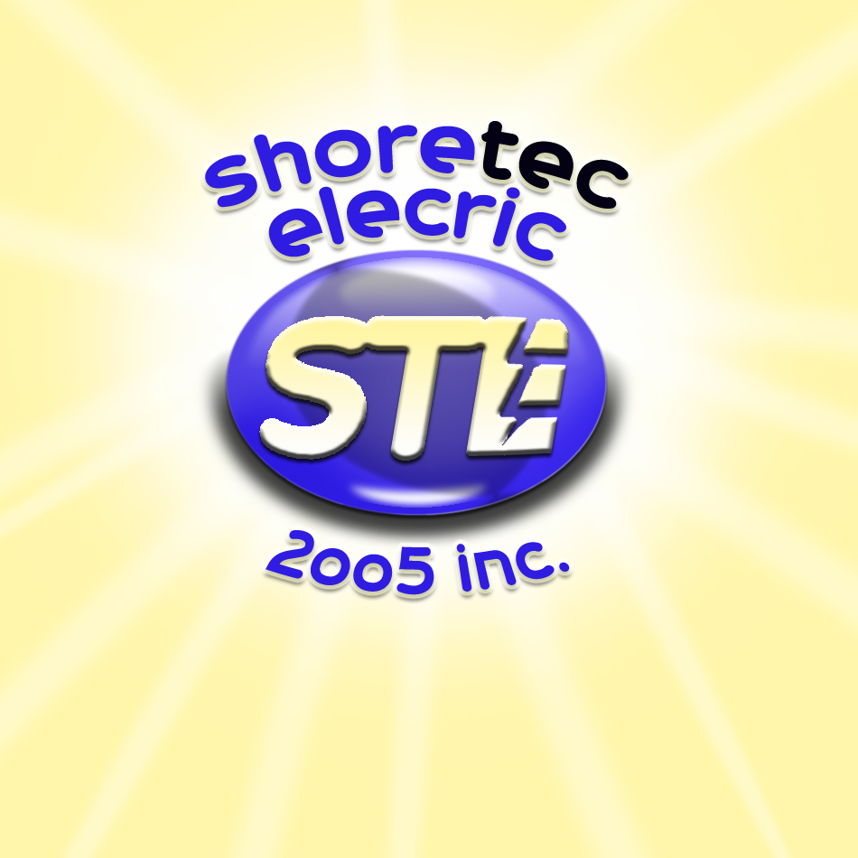 Logo Design by lapakera - Entry No. 105 in the Logo Design Contest Shore Tec Electric 2005 Inc.
