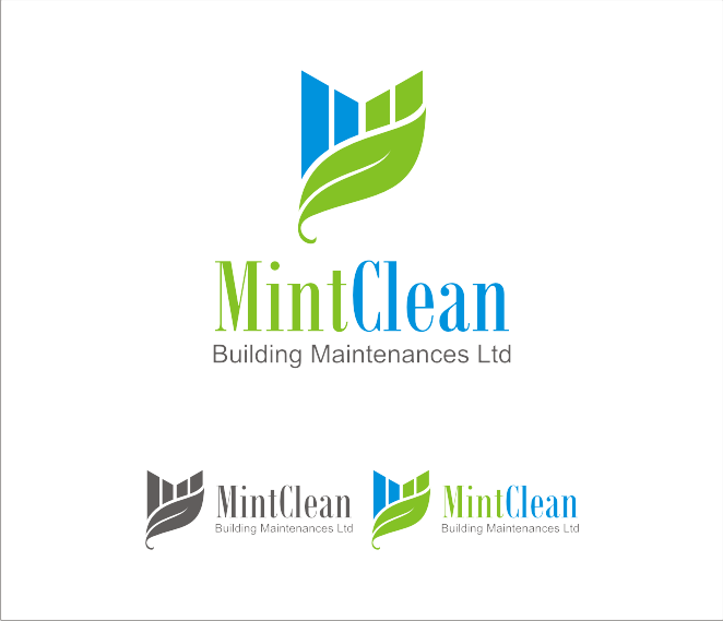 Logo Design by Armada Jamaluddin - Entry No. 137 in the Logo Design Contest MintClean Building Maintenance Ltd. Logo Design.