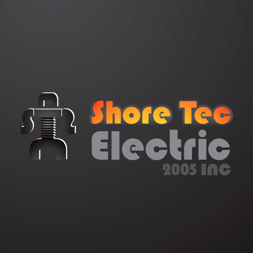 Logo Design by Marzac2 - Entry No. 106 in the Logo Design Contest Shore Tec Electric 2005 Inc.