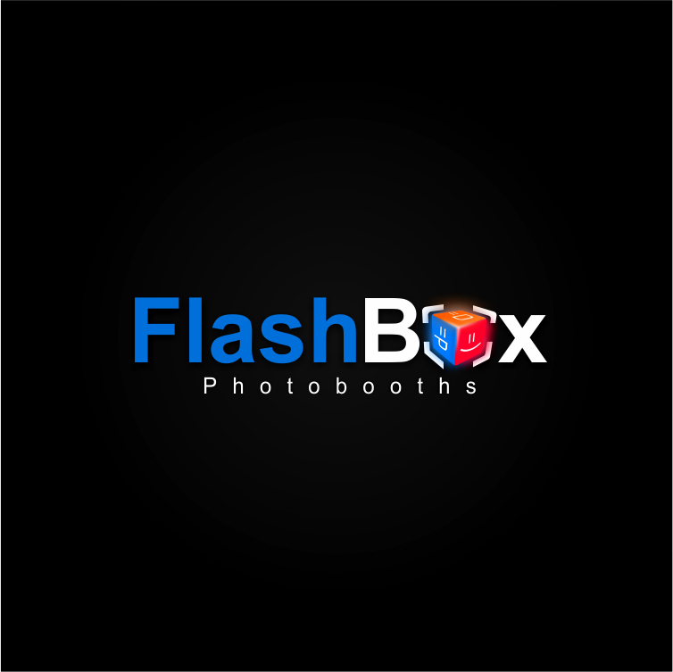 Logo Design by Think - Entry No. 135 in the Logo Design Contest New Logo Design for FlashBox Photobooths.