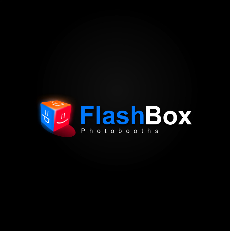 Logo Design by Think - Entry No. 139 in the Logo Design Contest New Logo Design for FlashBox Photobooths.