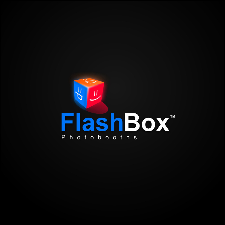 Logo Design by Think - Entry No. 140 in the Logo Design Contest New Logo Design for FlashBox Photobooths.