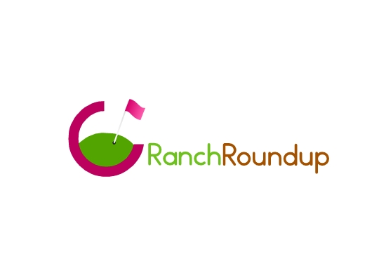 Logo Design by Ismail Adhi Wibowo - Entry No. 1 in the Logo Design Contest Captivating Logo Design for Ranch Roundup.
