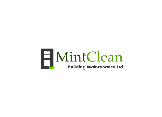 Logo Design by Ismail Adhi Wibowo - Entry No. 139 in the Logo Design Contest MintClean Building Maintenance Ltd. Logo Design.