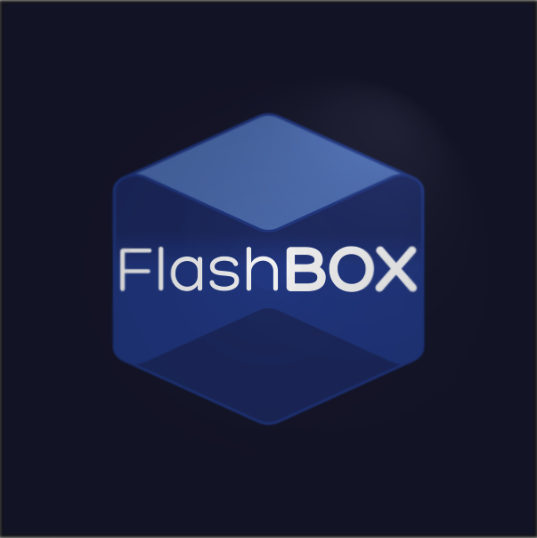 Logo Design by Private User - Entry No. 145 in the Logo Design Contest New Logo Design for FlashBox Photobooths.