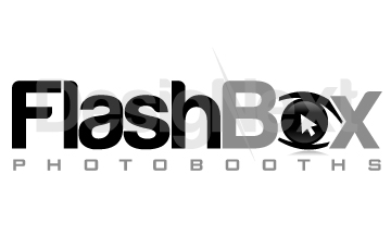 Logo Design by Mobin Asghar - Entry No. 154 in the Logo Design Contest New Logo Design for FlashBox Photobooths.