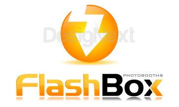 Logo Design by Mobin Asghar - Entry No. 155 in the Logo Design Contest New Logo Design for FlashBox Photobooths.