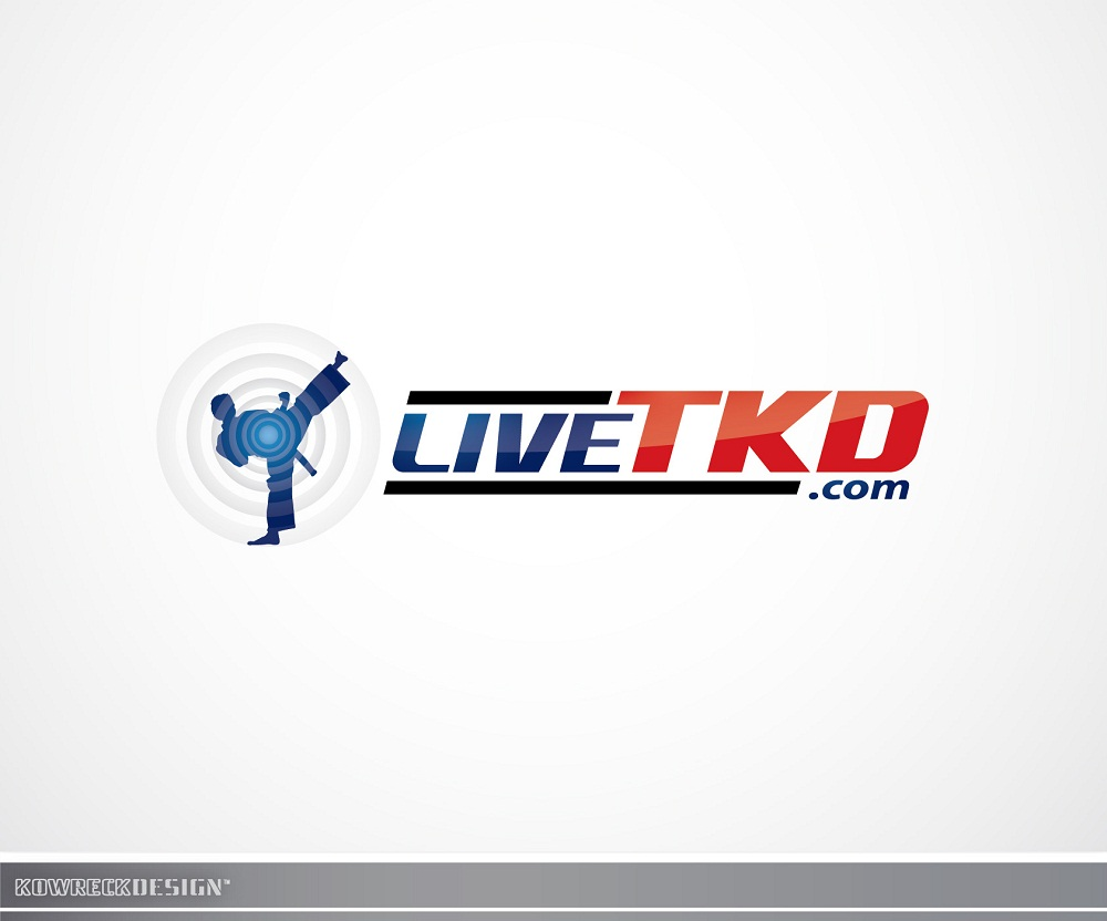 Logo Design by kowreck - Entry No. 27 in the Logo Design Contest New Logo Design for LiveTKD.com.
