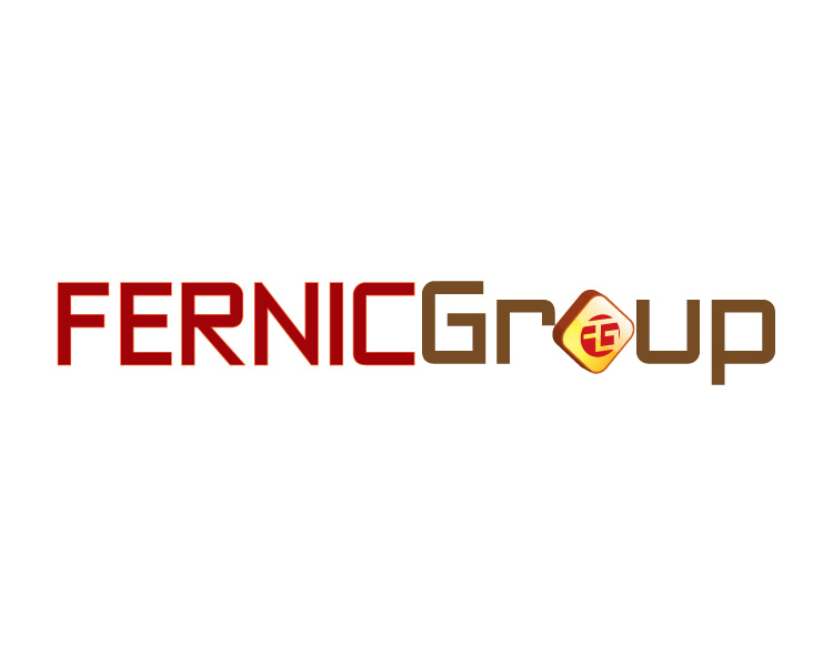 Logo Design by Diana Roder - Entry No. 1 in the Logo Design Contest Artistic Logo Design for Fernic Goup.