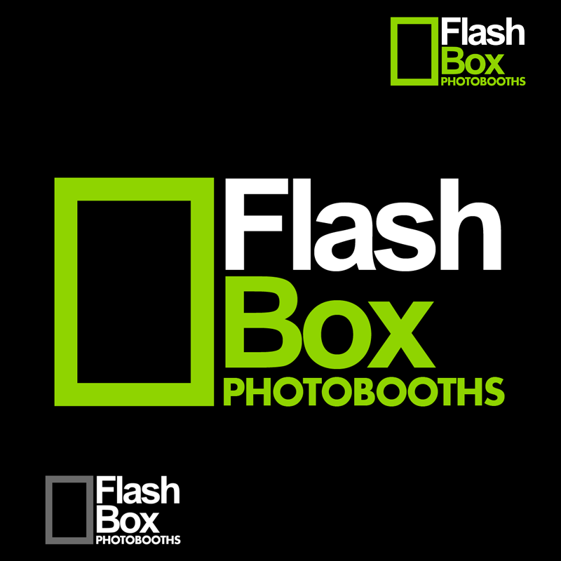 Logo Design by Private User - Entry No. 163 in the Logo Design Contest New Logo Design for FlashBox Photobooths.