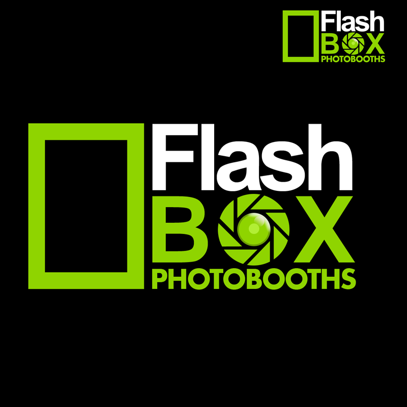 Logo Design by Private User - Entry No. 164 in the Logo Design Contest New Logo Design for FlashBox Photobooths.