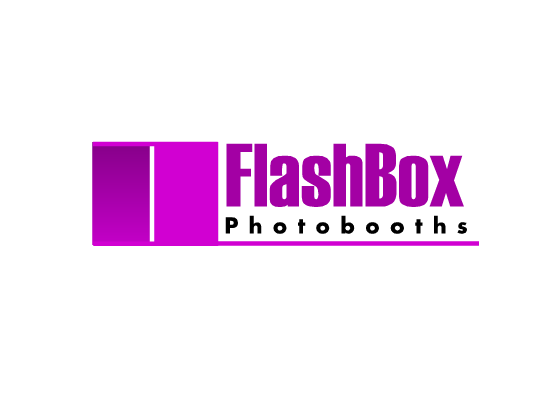 Logo Design by Ismail Adhi Wibowo - Entry No. 168 in the Logo Design Contest New Logo Design for FlashBox Photobooths.