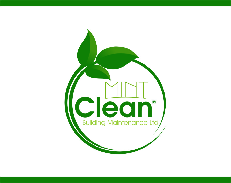 Logo Design by Ngepet_art - Entry No. 156 in the Logo Design Contest MintClean Building Maintenance Ltd. Logo Design.