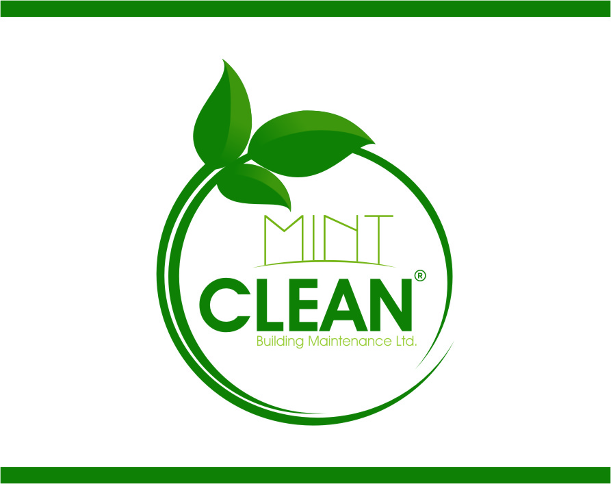 Logo Design by Ngepet_art - Entry No. 157 in the Logo Design Contest MintClean Building Maintenance Ltd. Logo Design.
