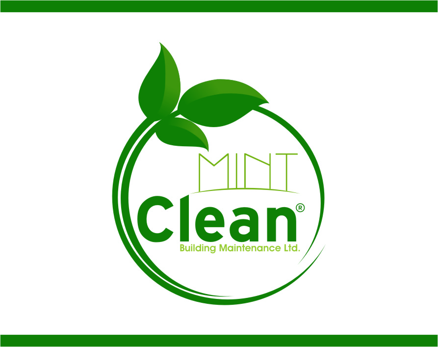 Logo Design by Ngepet_art - Entry No. 158 in the Logo Design Contest MintClean Building Maintenance Ltd. Logo Design.