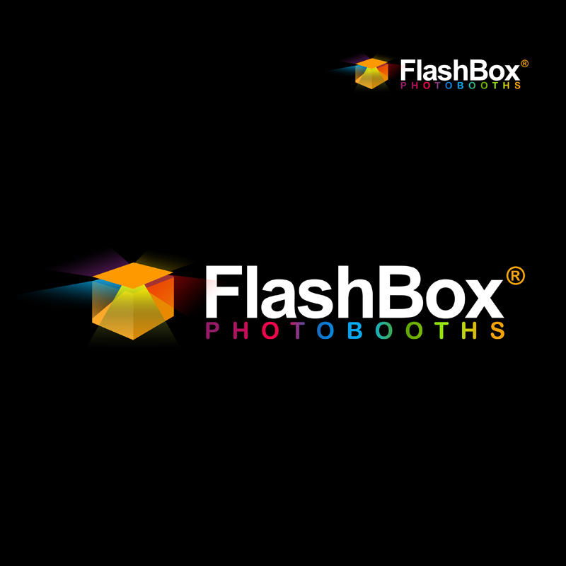 Logo Design by Private User - Entry No. 171 in the Logo Design Contest New Logo Design for FlashBox Photobooths.