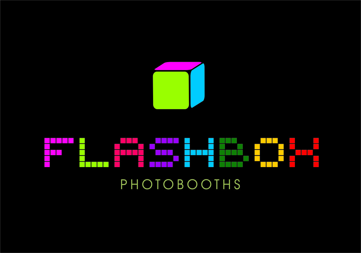 Logo Design by Ngepet_art - Entry No. 172 in the Logo Design Contest New Logo Design for FlashBox Photobooths.