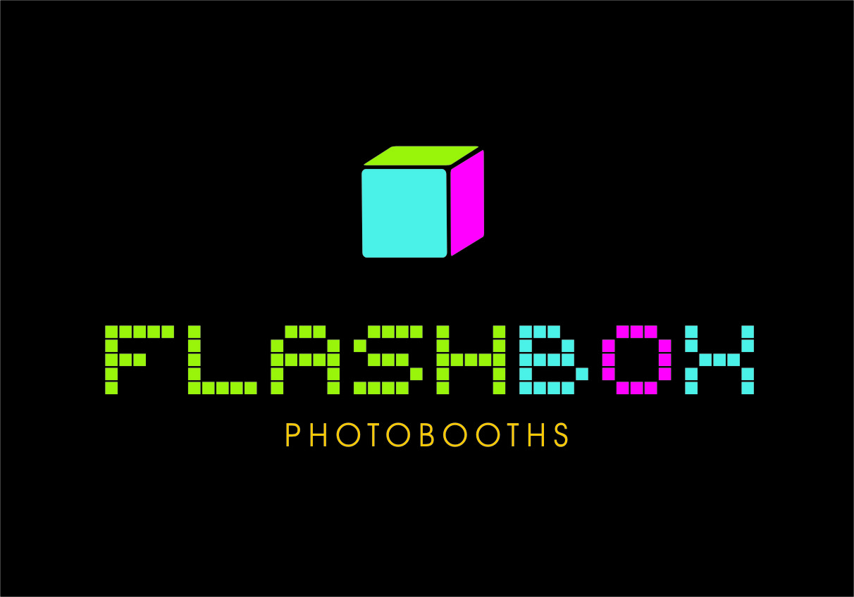 Logo Design by Ngepet_art - Entry No. 174 in the Logo Design Contest New Logo Design for FlashBox Photobooths.