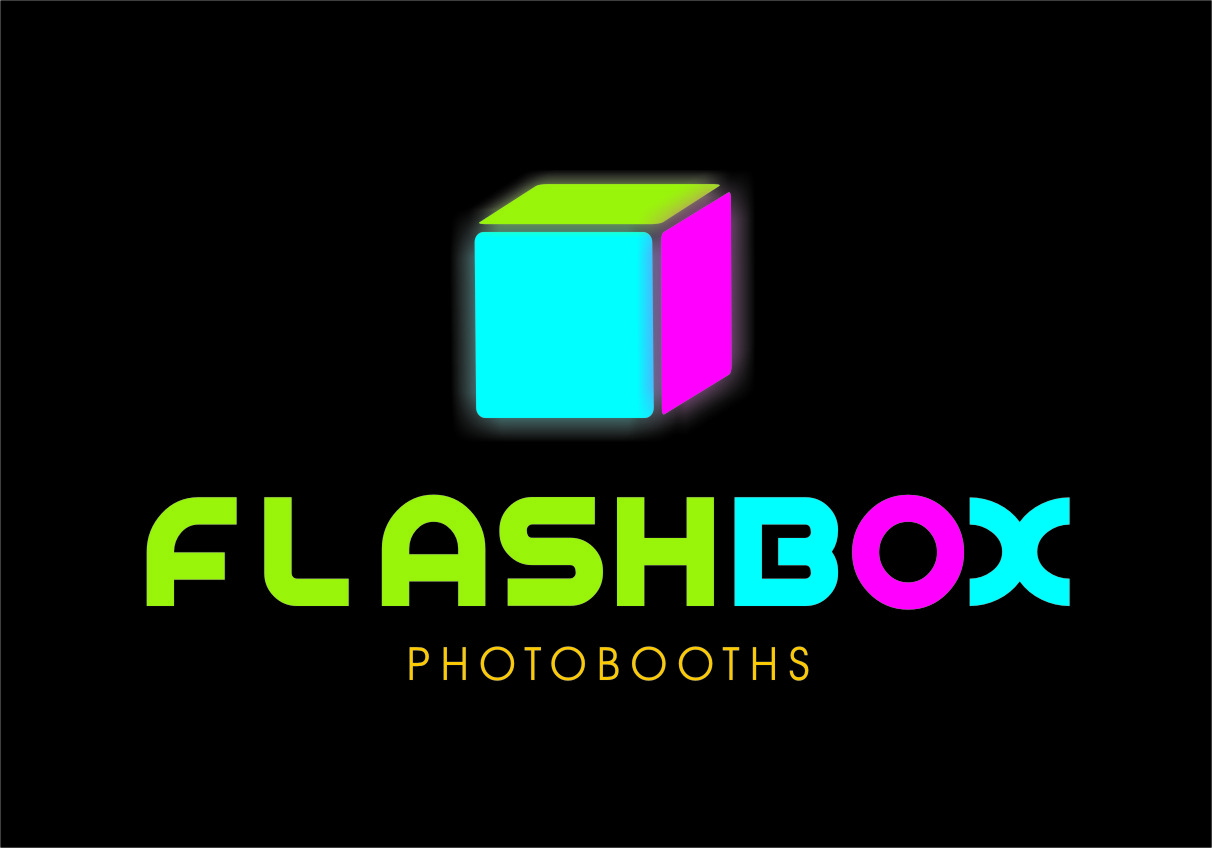 Logo Design by RasYa Muhammad Athaya - Entry No. 175 in the Logo Design Contest New Logo Design for FlashBox Photobooths.