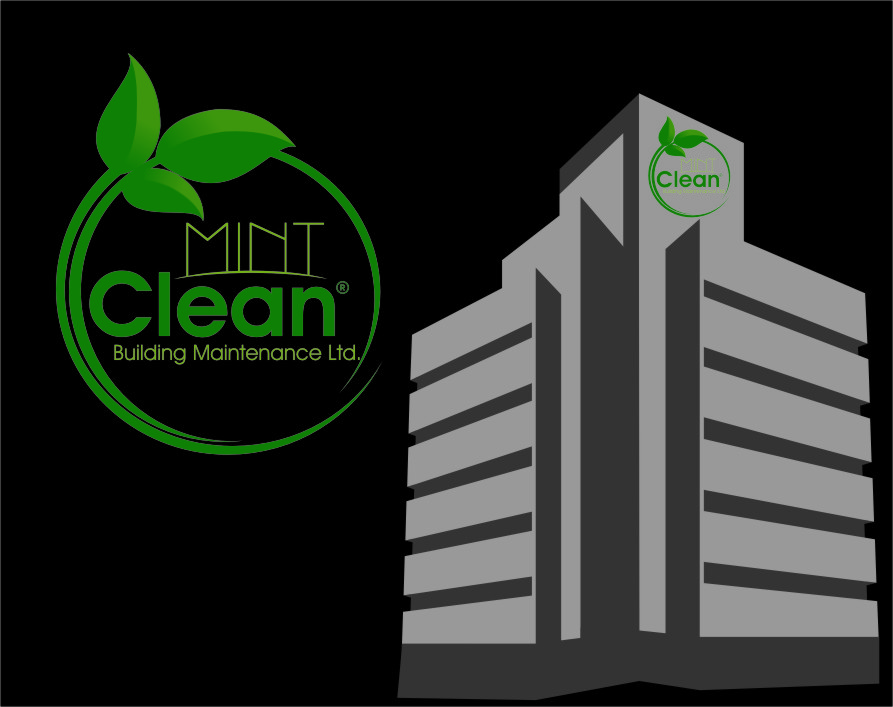 Logo Design by RasYa Muhammad Athaya - Entry No. 164 in the Logo Design Contest MintClean Building Maintenance Ltd. Logo Design.
