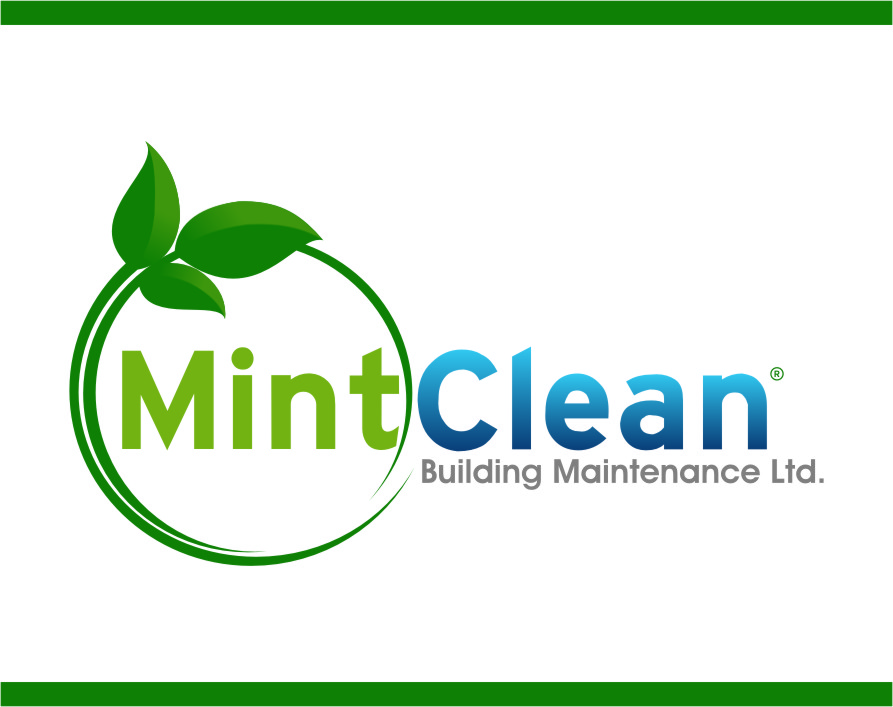 Logo Design by Ngepet_art - Entry No. 166 in the Logo Design Contest MintClean Building Maintenance Ltd. Logo Design.
