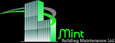 Logo Design by Resty Ramirez - Entry No. 168 in the Logo Design Contest MintClean Building Maintenance Ltd. Logo Design.