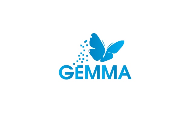 Logo Design by Private User - Entry No. 5 in the Logo Design Contest Artistic Logo Design for Gemma International.