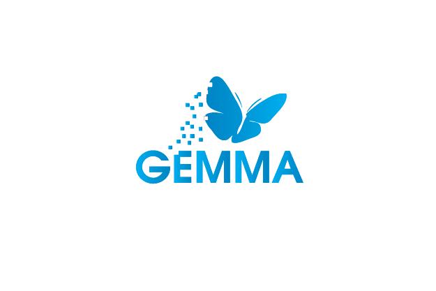 Logo Design by Private User - Entry No. 5 in the Logo Design Contest Artistic Logo Design for Gemma International.