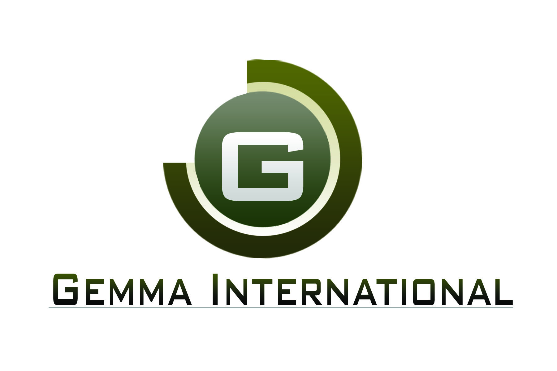 Logo Design by Jastinejay Manliguez - Entry No. 6 in the Logo Design Contest Artistic Logo Design for Gemma International.