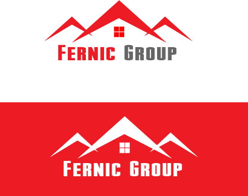 Logo Design by Resty Ramirez - Entry No. 5 in the Logo Design Contest Artistic Logo Design for Fernic Goup.