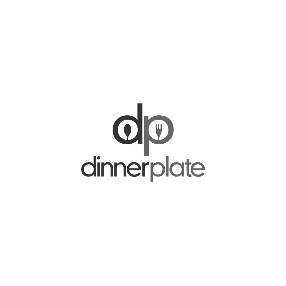 Logo Design by untung - Entry No. 8 in the Logo Design Contest Imaginative Logo Design for Dinner Plate.