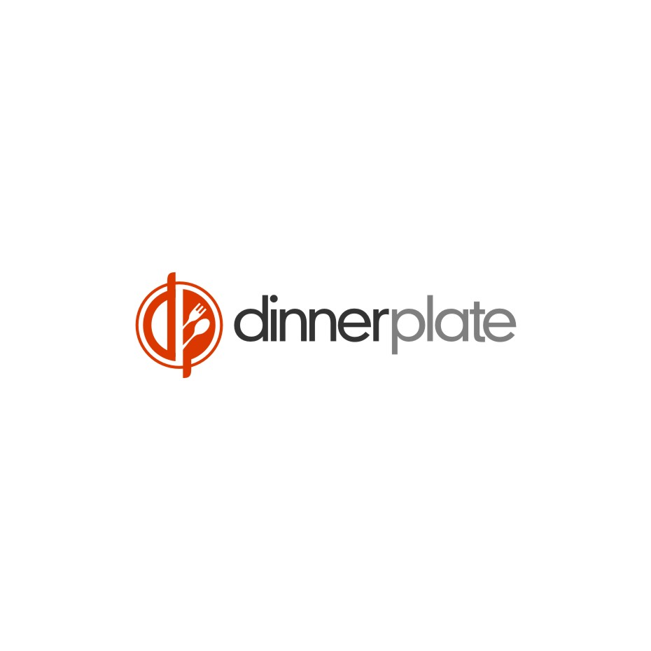 Logo Design by untung - Entry No. 9 in the Logo Design Contest Imaginative Logo Design for Dinner Plate.