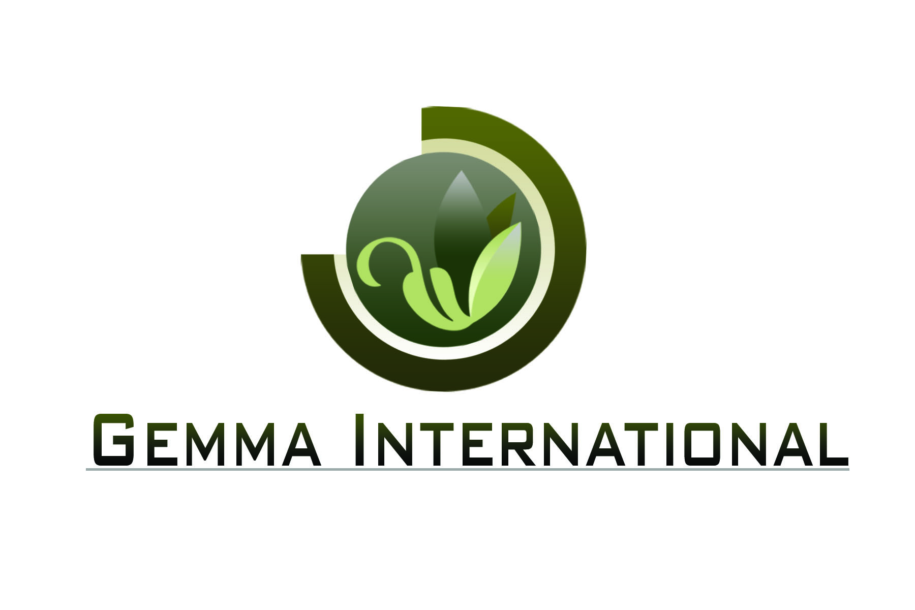 Logo Design by Jastinejay Manliguez - Entry No. 8 in the Logo Design Contest Artistic Logo Design for Gemma International.