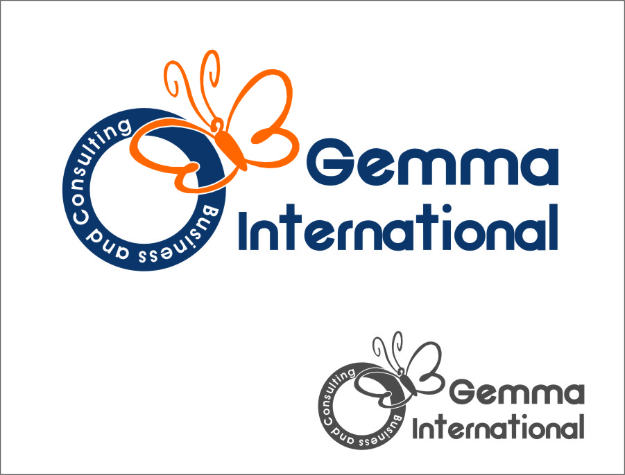 Logo Design by RoSyid Rono-Rene On Java - Entry No. 9 in the Logo Design Contest Artistic Logo Design for Gemma International.