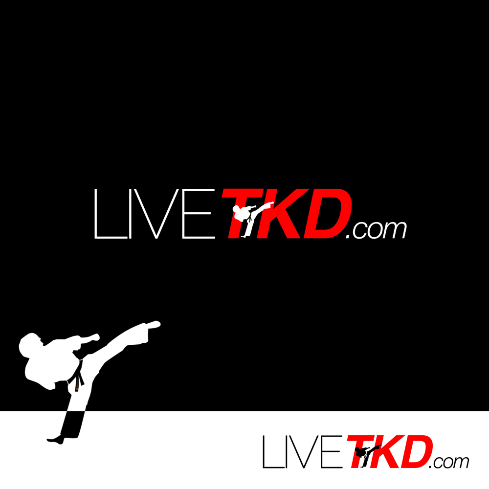 Logo Design by Utkarsh Bhandari - Entry No. 35 in the Logo Design Contest New Logo Design for LiveTKD.com.