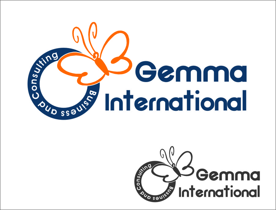 Logo Design by RoSyid Rono-Rene On Java - Entry No. 11 in the Logo Design Contest Artistic Logo Design for Gemma International.