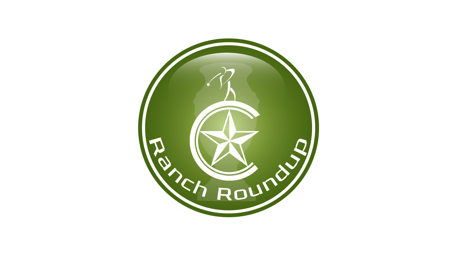 Logo Design by VENTSISLAV KOVACHEV - Entry No. 3 in the Logo Design Contest Captivating Logo Design for Ranch Roundup.