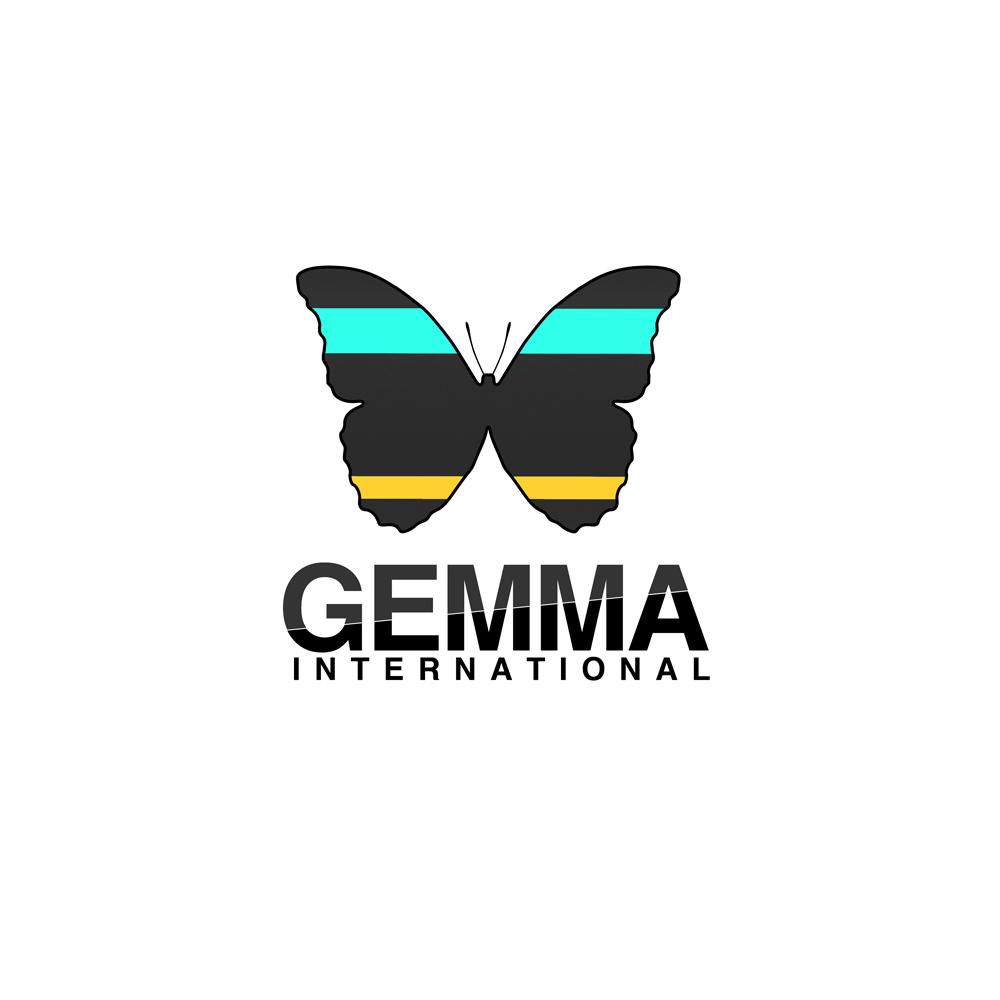 Logo Design by Utkarsh Bhandari - Entry No. 14 in the Logo Design Contest Artistic Logo Design for Gemma International.