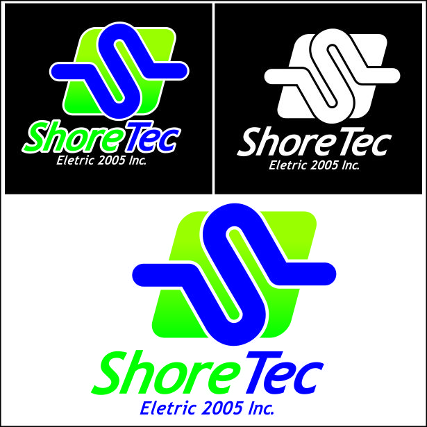 Logo Design by Ernani-Bernardo - Entry No. 114 in the Logo Design Contest Shore Tec Electric 2005 Inc.