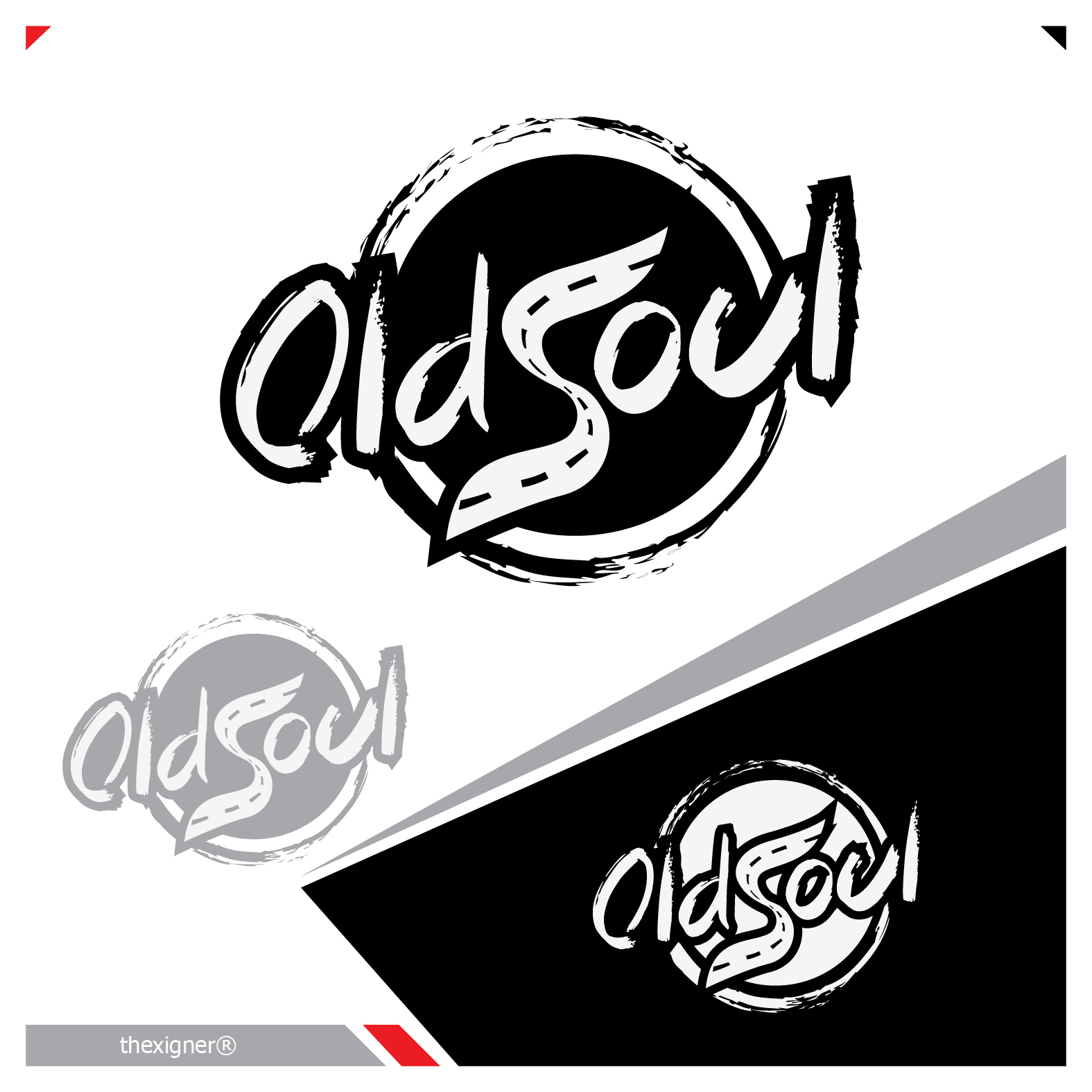 Logo Design by lagalag - Entry No. 54 in the Logo Design Contest Unique Logo Design Wanted for Old Soul.