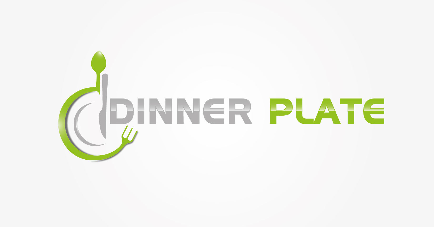 Logo Design by VENTSISLAV KOVACHEV - Entry No. 13 in the Logo Design Contest Imaginative Logo Design for Dinner Plate.