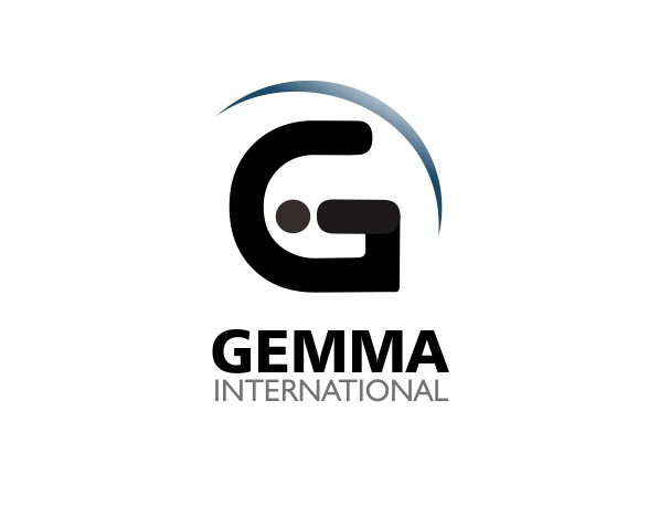 Logo Design by ronny - Entry No. 18 in the Logo Design Contest Artistic Logo Design for Gemma International.