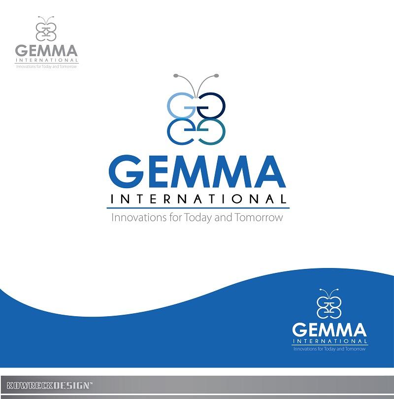 Logo Design by kowreck - Entry No. 27 in the Logo Design Contest Artistic Logo Design for Gemma International.