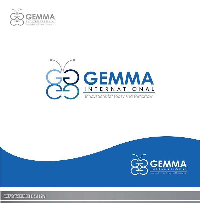 Logo Design by kowreck - Entry No. 28 in the Logo Design Contest Artistic Logo Design for Gemma International.